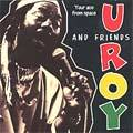 U Roy - Your Ace From Space CD Classic Trojan Reggae