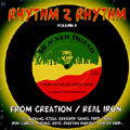 v/a - From Creation & Real Iron Riddims LP Roots Reggae