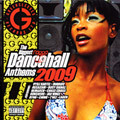 Various - Biggest Dancehall Anthems 2009 CD NEW
