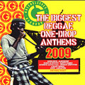 Various - Biggest Reggae One Drop Anthems 2009 CD NEW